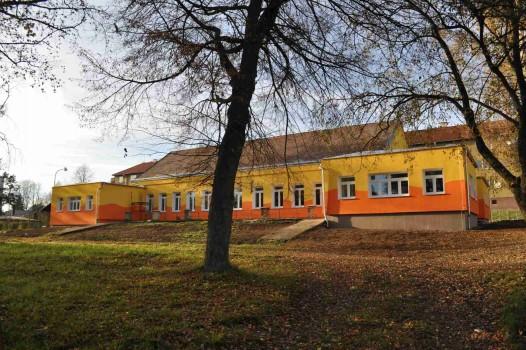 Budova školní družiny.