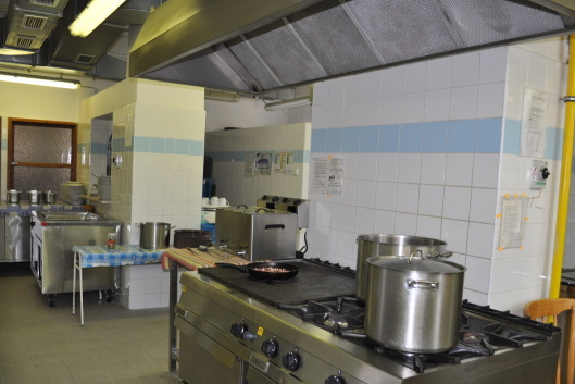Školní kuchyně